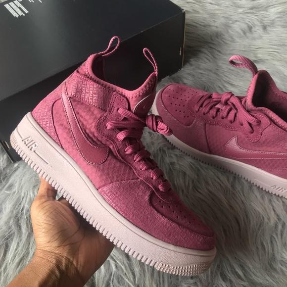 Nike Shoes | Nike Air Force Ultraforce Mid Fif Womens Size 8 ...